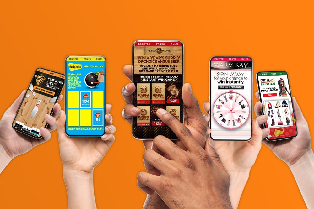 Mobile Sweepstakes Marketing